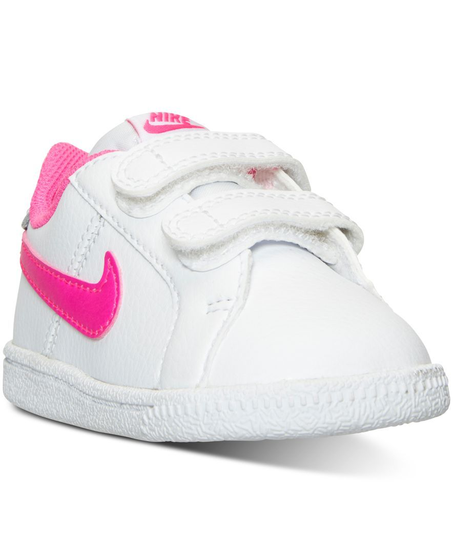 6b7d5d026693 Nike Toddler Girls  Court Royale Casual Sneakers from Finish Line ...