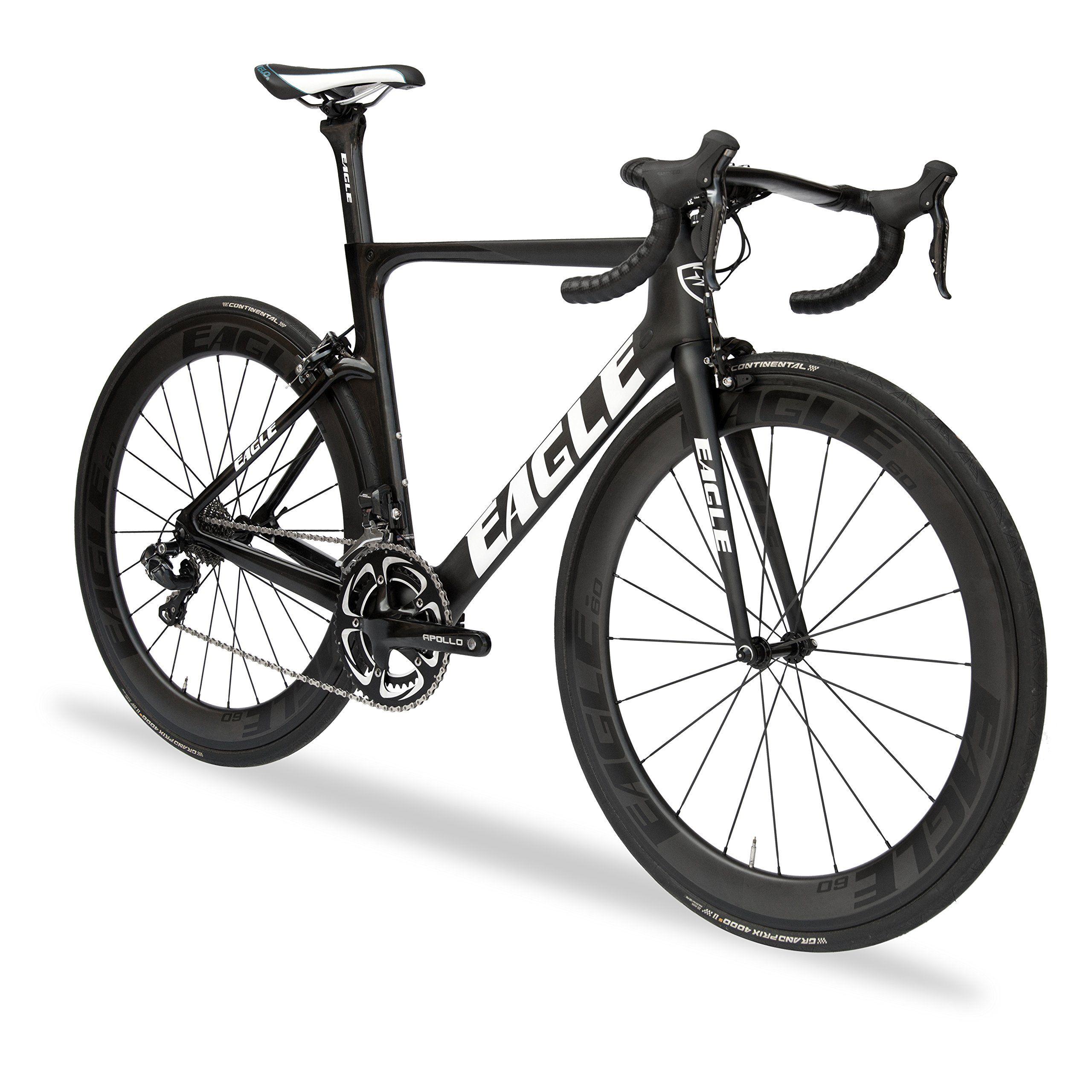 Z3 Eagle Carbon Aero Road Bike - Shimano Ultegra Di2 - US Assembled ...