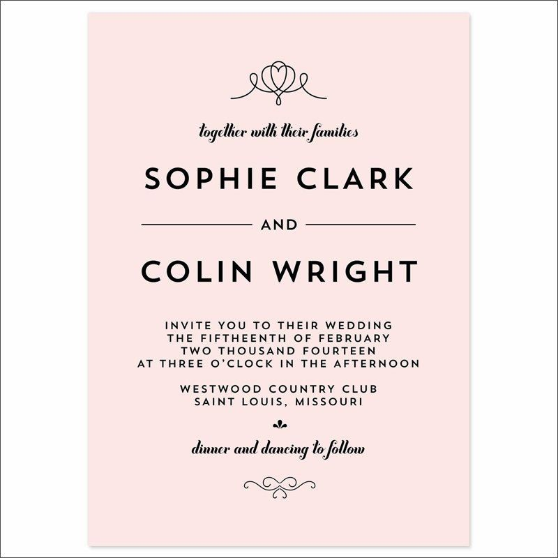 Wedding Invitation Text Funny Wedding Invitations Wedding Invitation Text Wedding Invitations Examples