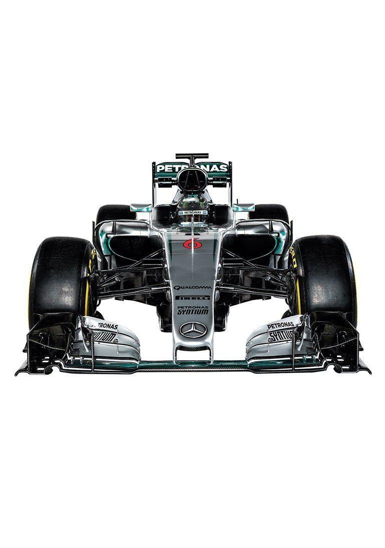 Mercedes Benz Formula 1 Amg Petronas Motorsports Nico Rosberg Car