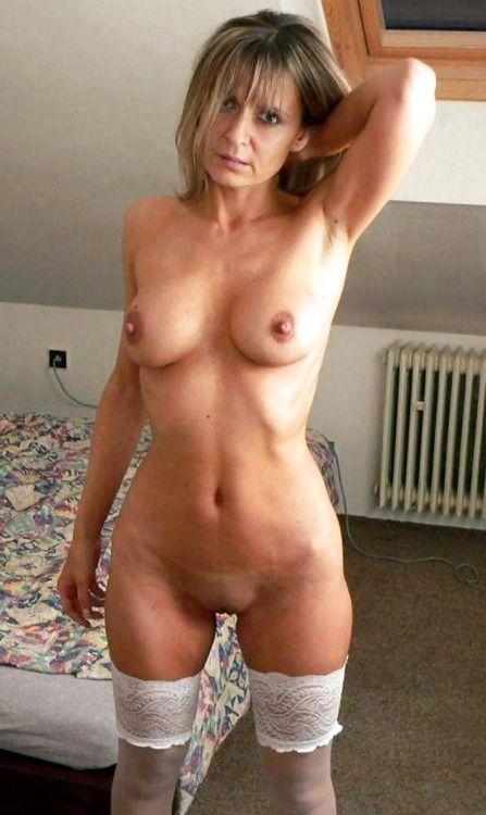 mum naked