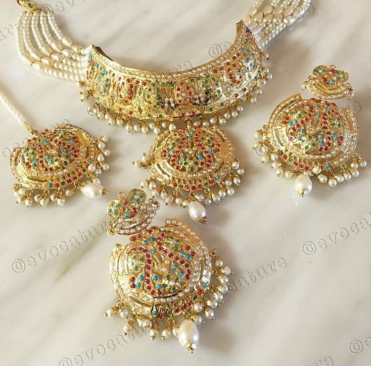 Pinterest pawank90 Wedding Jewelry Pinterest Indian jewelry