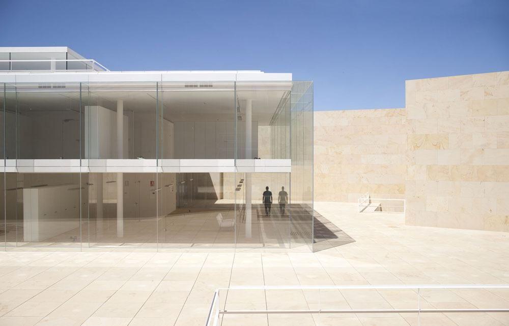 Alberto Campo Baeza Offices For Junta Castilla Y Leon