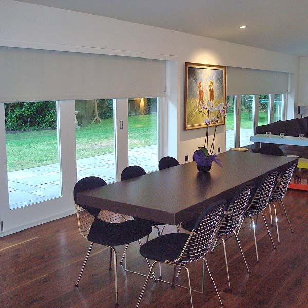 Blackout Roller Blinds For Sliding Doors