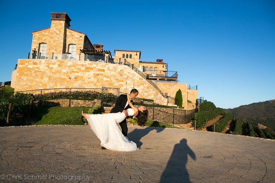 Malibu Rocky Oaks Vineyard Wedding | Cybel and Sebastian