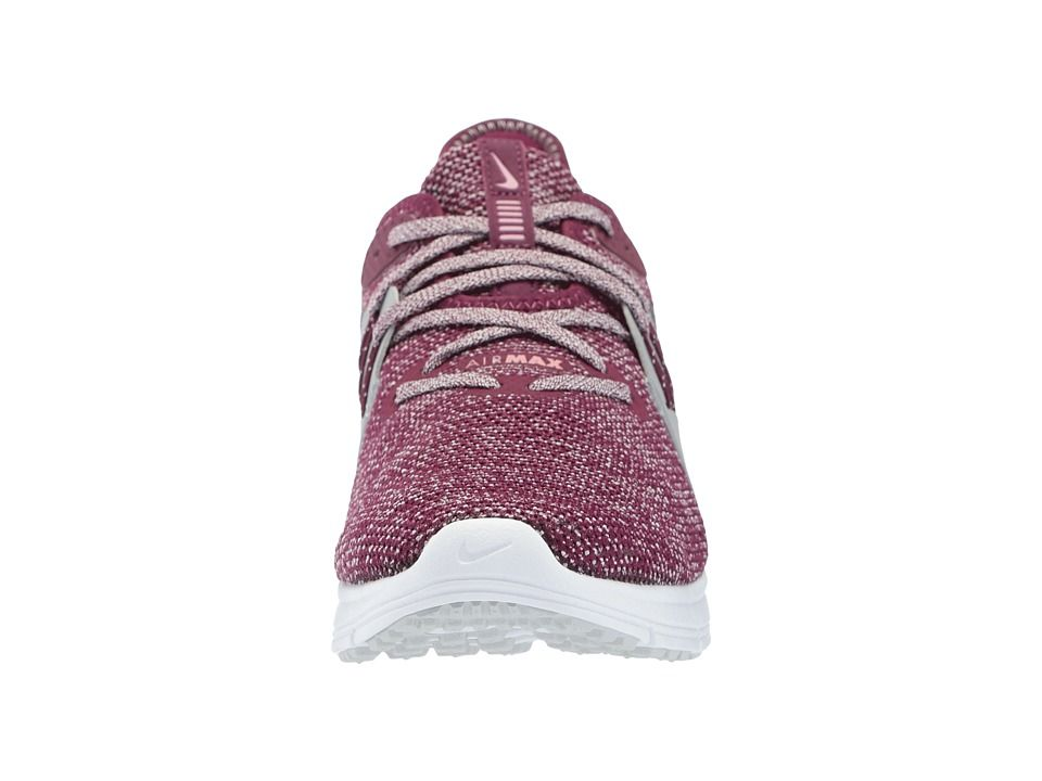 Nike Air Max Sequent 3 Women s Shoes Bordeaux Elemental Pink Wolf Grey f89031897af3