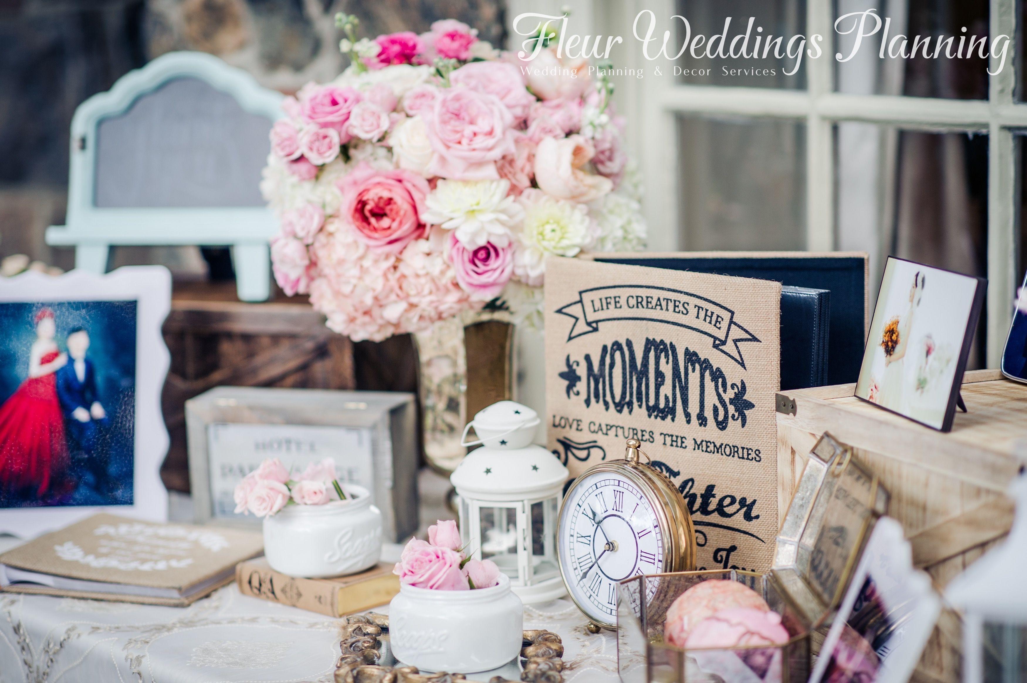 Fashion week Wedding summer decor for lady
