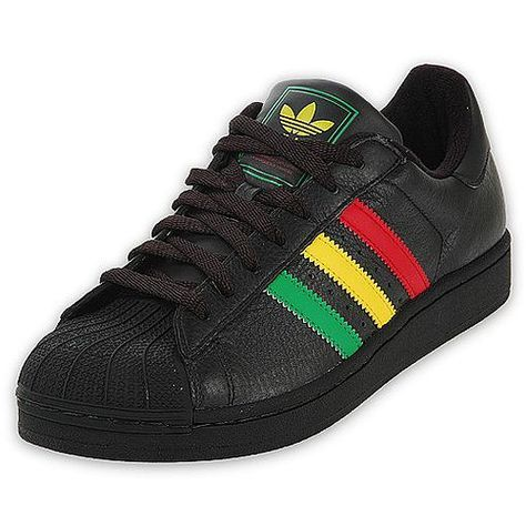 Adidas Rasta Shoes | Nike running shoes women, Adidas shoes