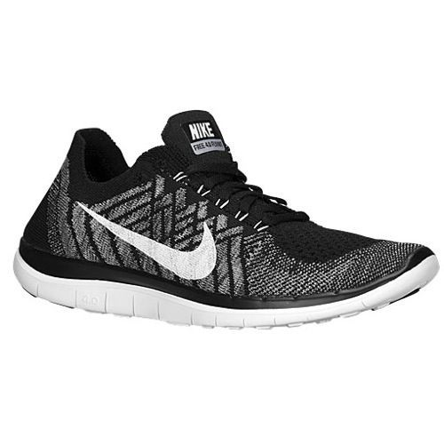 358aa61a3558 Womens Nike Roshe Run Black White Dots Safari Spots Flyknit Fragment Triple  Grey