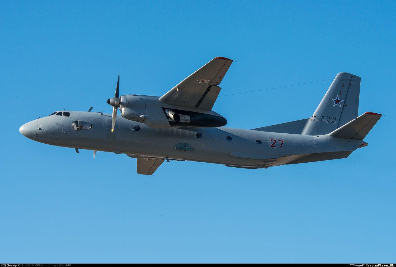 Antonov An-26 | 航空機