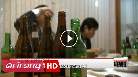 Hepatitis: biggest cause of liver diseases: 간암, 음주만 조심하면 된다?...최대 적 '바이러스 간염' Many people think that alcohol consumption is the main cause…