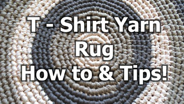 T shirt rug web photo