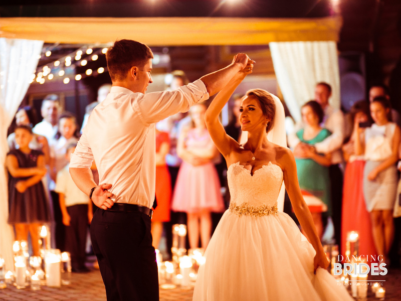 3 Types Of Wedding Dances To Consider For Your First Dance Dancing Brides Wedding Dance Unique Wedding Songs Wedding First Dance