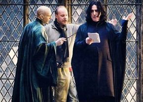 Alan Rickman Harry Potter And The Deathly Hallows 2011 Harry Potter Actors Alan Rickman Harry Potter Harry Potter Severus Snape