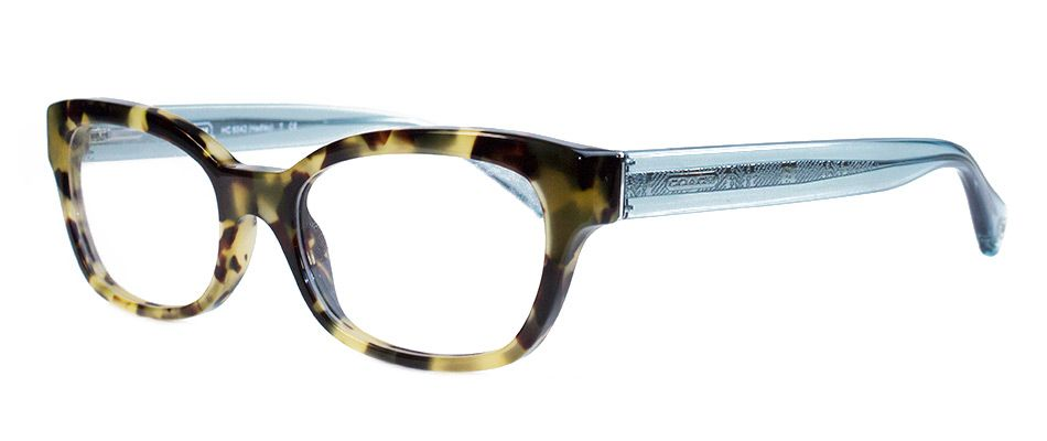 COACH 6042 DARK VINTAGE TORTOISE | Vogue Optical - Where Your 2nd Pair is Free