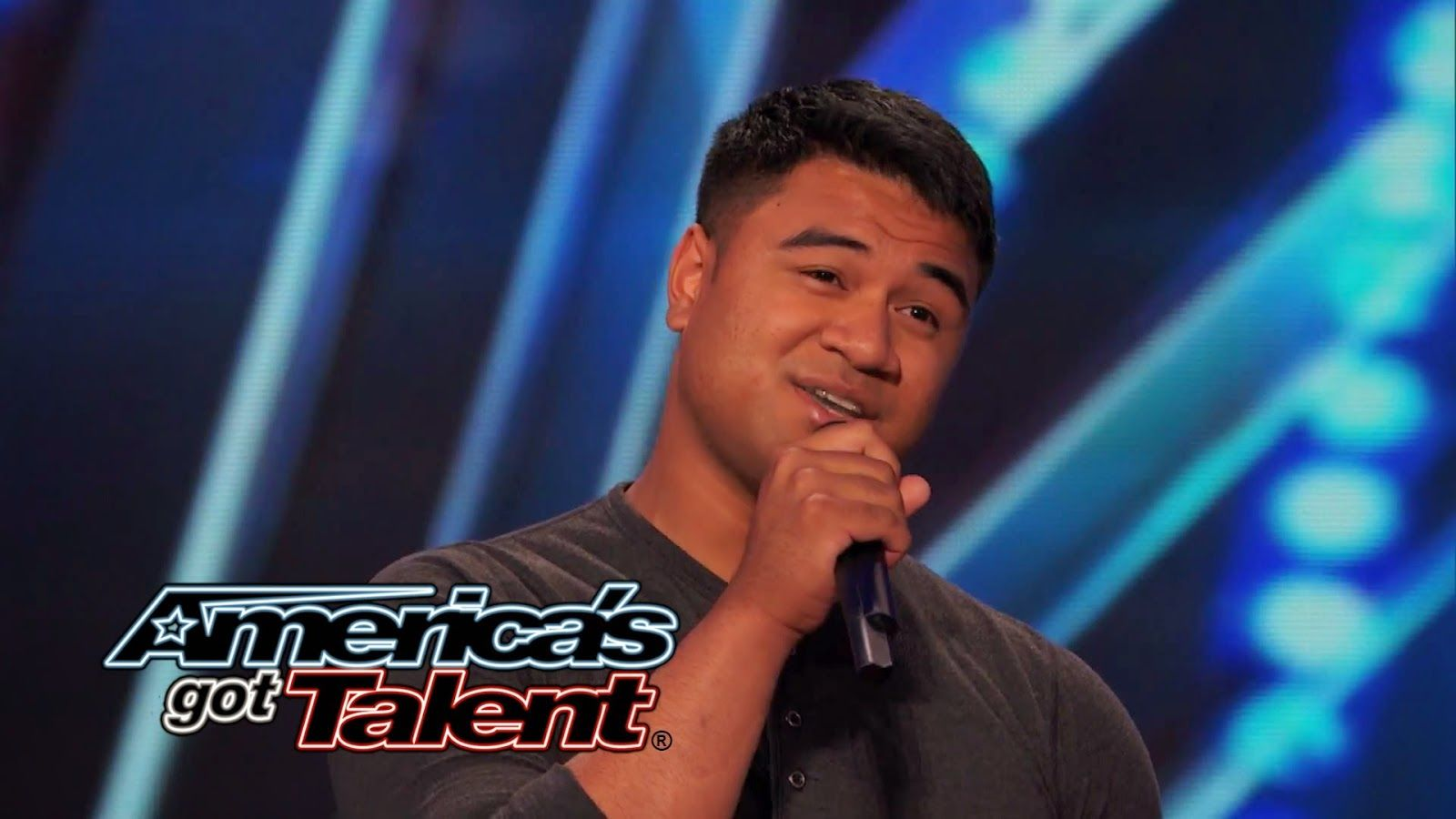 Paul Leti Wows The Crowd On Americas Got Talent America S Got Talent America S Got Talent Praise Music