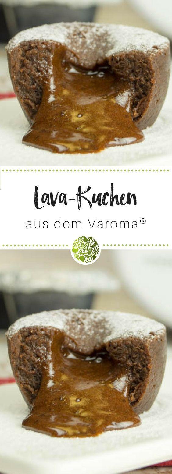 Lava Kuchen Aus Dem Varoma Rezept Sommerrezepte Aus Dem