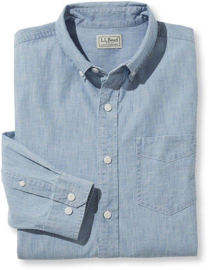 Chip's Chambray Button-Up