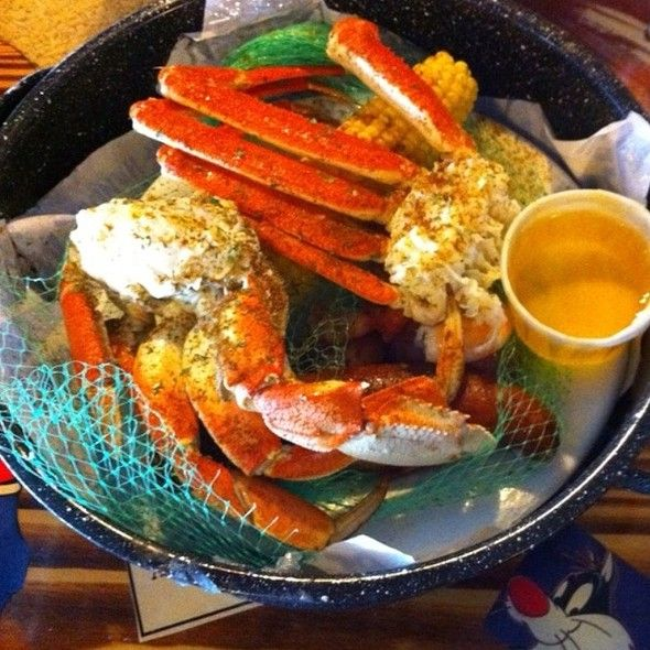 crab legs steampot joes crab steam pot crab legs at joe s crab rh pinterest com