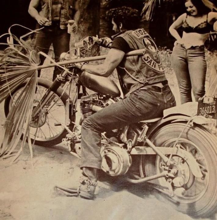 Palm Jousting Kids Ride On Biker Life Classic Motorcycles