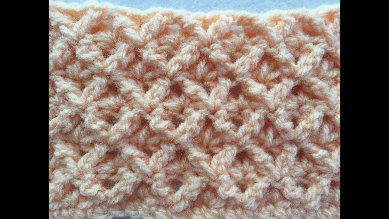 Crochet Kiss Hug Stitch Tutorial Youtube In 2020 Stitch Crochet Stitches Tutorial Crochet