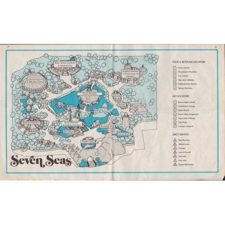 Seven Seas Marine Life Park Location Arlington Texas Opened 1972 Closed 1976 Area 35 Acres Seven Seas Marine Life P Marine Life Park Theme Park Marine Mammals