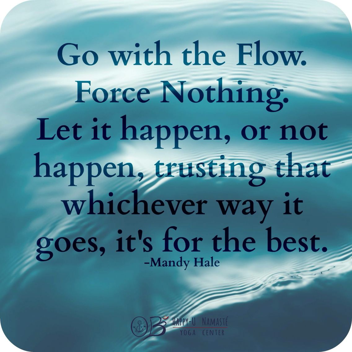Go With The Flow Quotes Go With The Flow Quote  Phoenix Rising Transformation