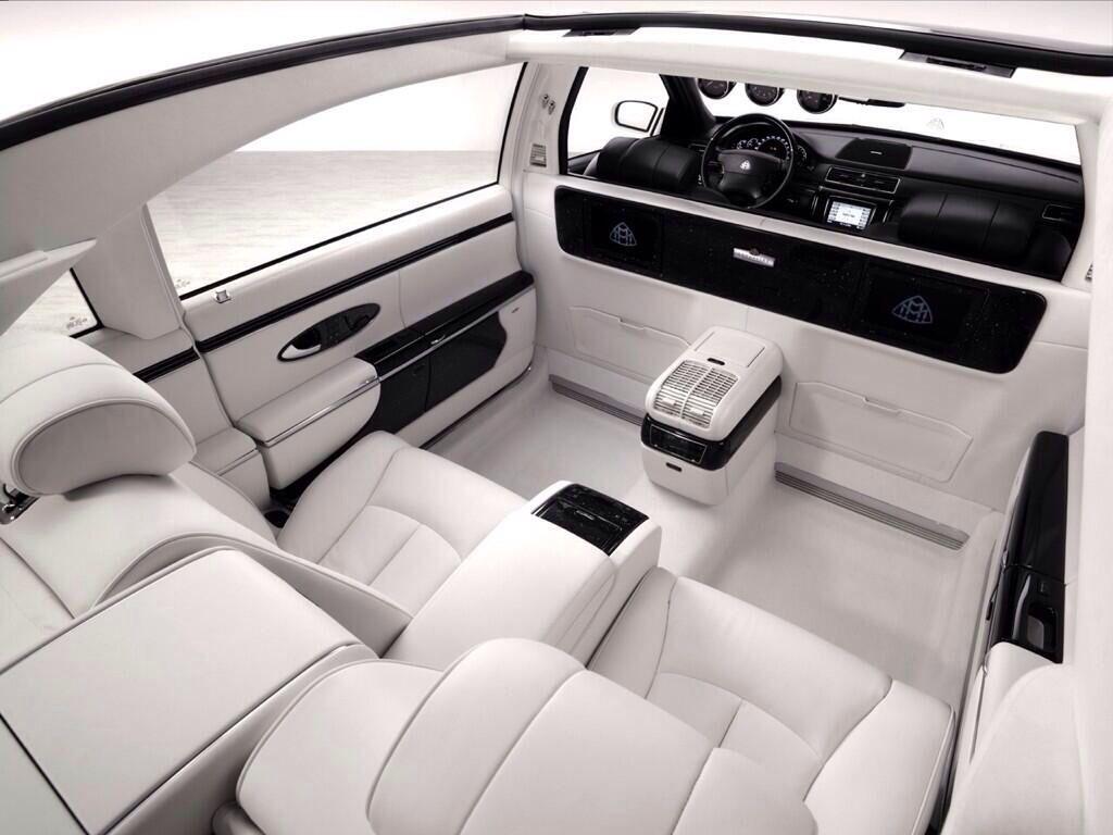 Back seat of a maybach! | Luxury $$$ | Pinterest | Maybach