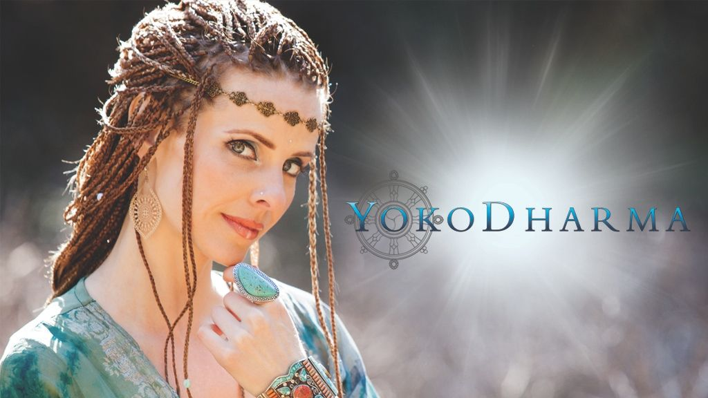 Yoko Dharma Freedom Reign Independent Studio Album Project Video