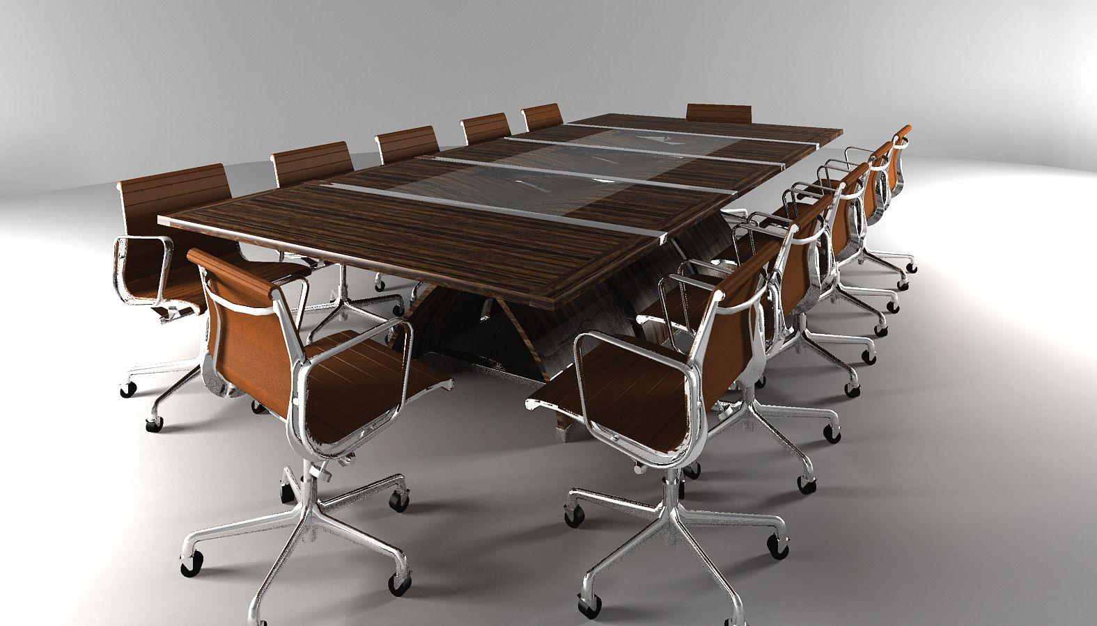 Nexus ConfrenceDining Table Modular Pack Flat Conference Table - Expanding conference table