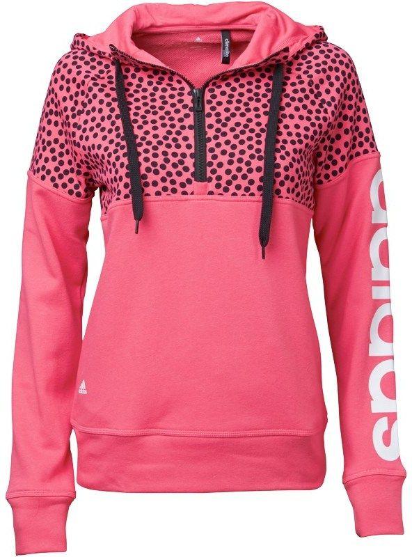 sweat rose adidas femme