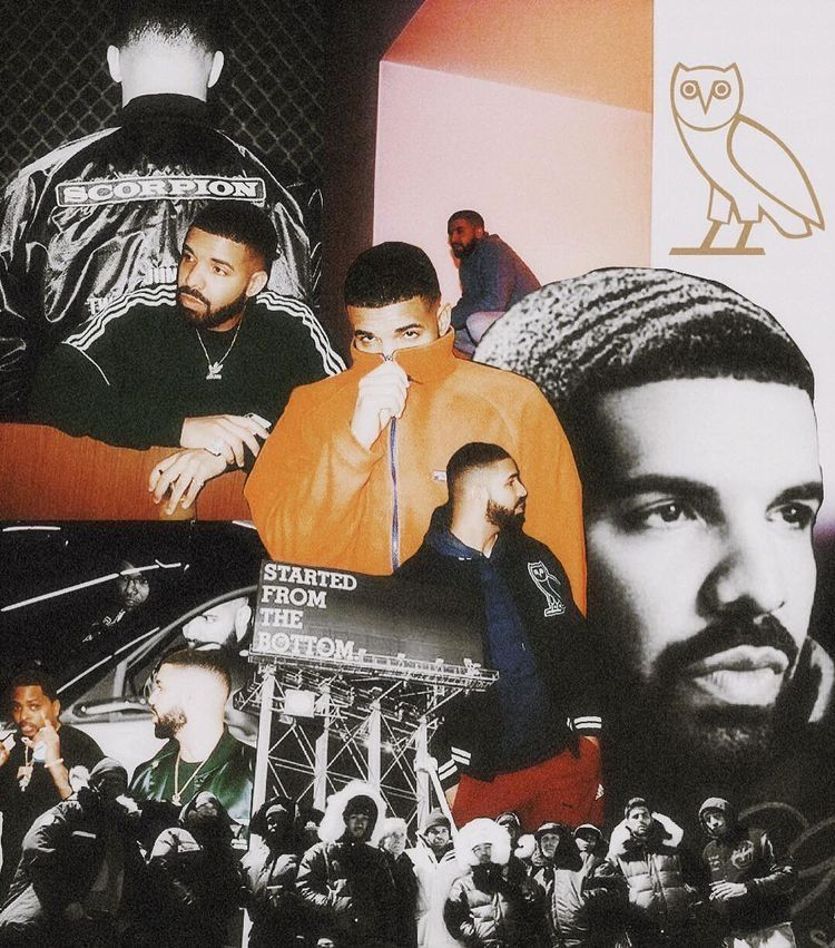 Pin by Sarah M.zoey on My love in 2020 Drake wallpapers