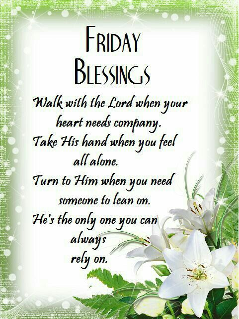 Image result for friday blessings quotes