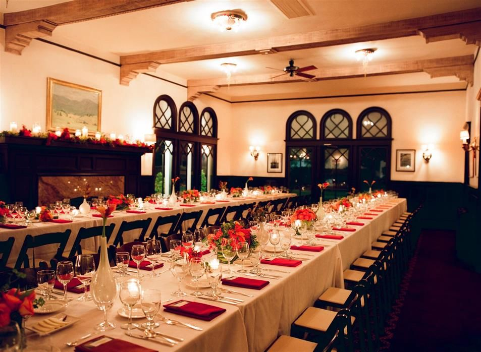 Events & Weddings - Santa Barbara Club