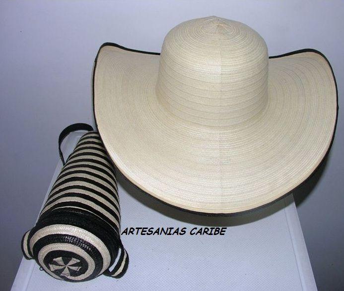 Sombrero fino 21 Vueltas Blanco. Compra tu sombrero vueltiao y lucelo con  orgullo. Realizamos bfa8b03281c