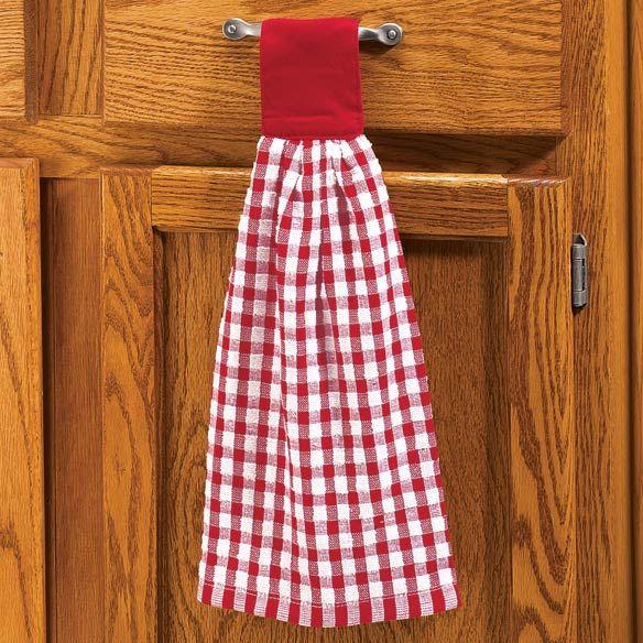 Hanging Kitchen Hand Towels Zoom Zoom