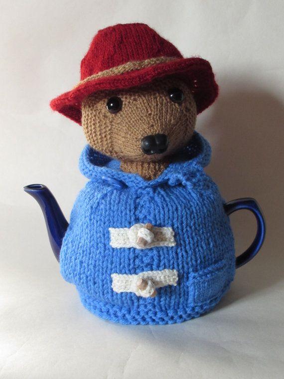 Paddington Bear Tea Cosy Knitting Pattern   CRAFT IDEAA   Pinterest ...