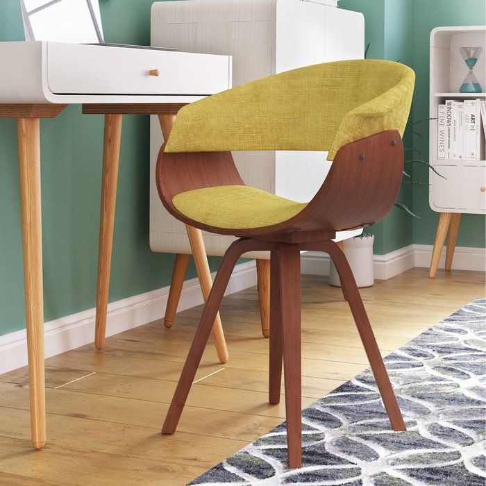 Reuven Upholstered Dining Chair in 2019   Ah, home, let me ...
