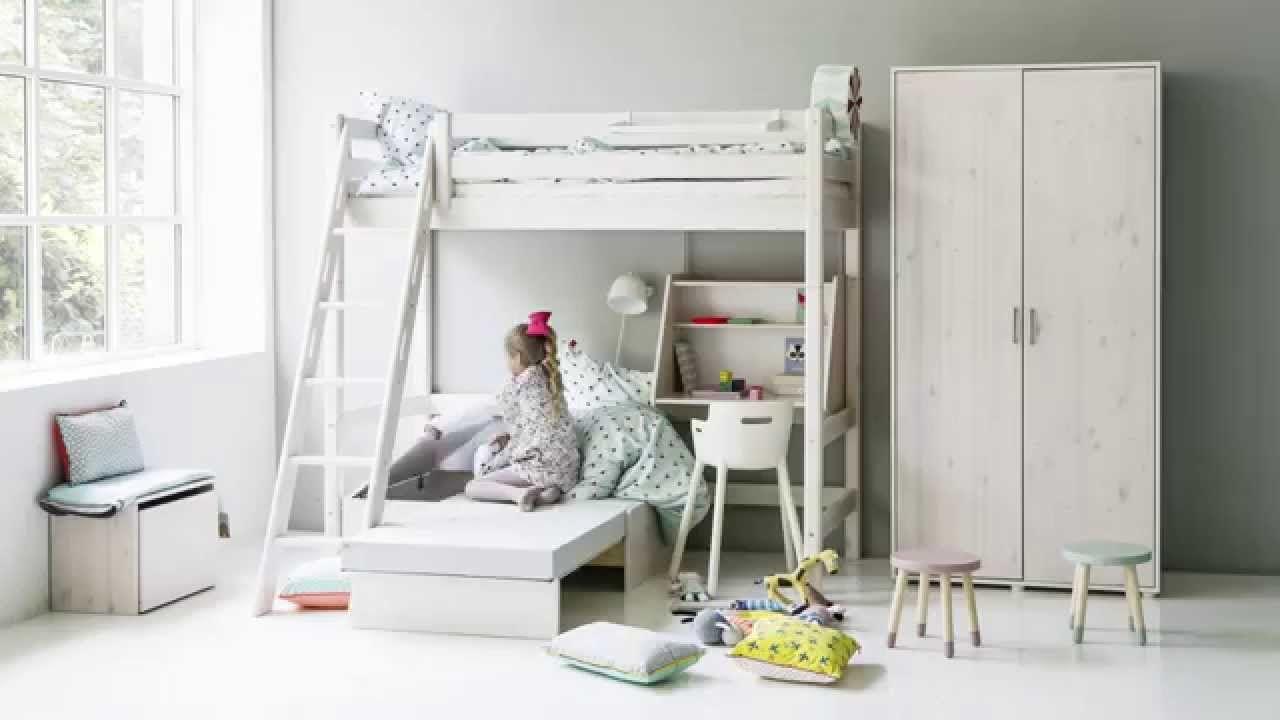 Flexa Classic Casa Bed Bed High Sleeper Bed Flexa Bed
