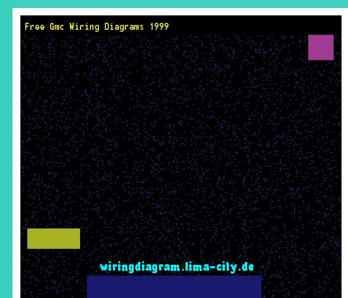 free gmc wiring diagrams 1999  wiring diagram 174522  - amazing wiring  diagram collection