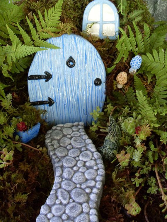 Fairy Garden Cobblestone Walkway   Fairy Garden Decor