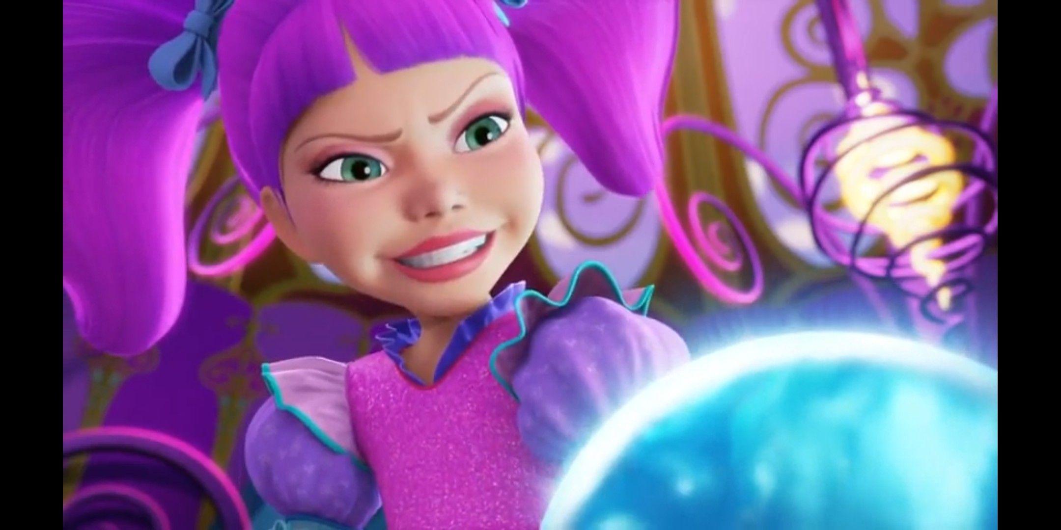 Pin De Queen Elsa Em Barbie