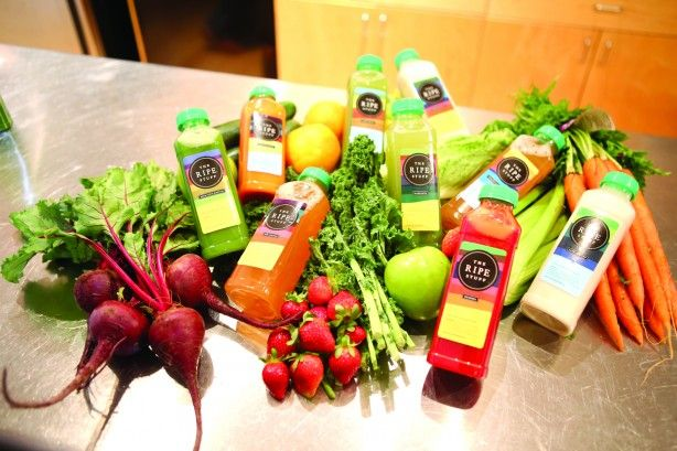 Get the squeeze on Boston's raw juice scene