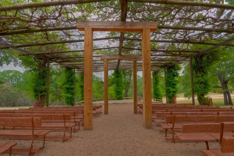 Photo of The Outdoor Chapel is great for weddings and special ceremonies. –  The Outdoor …