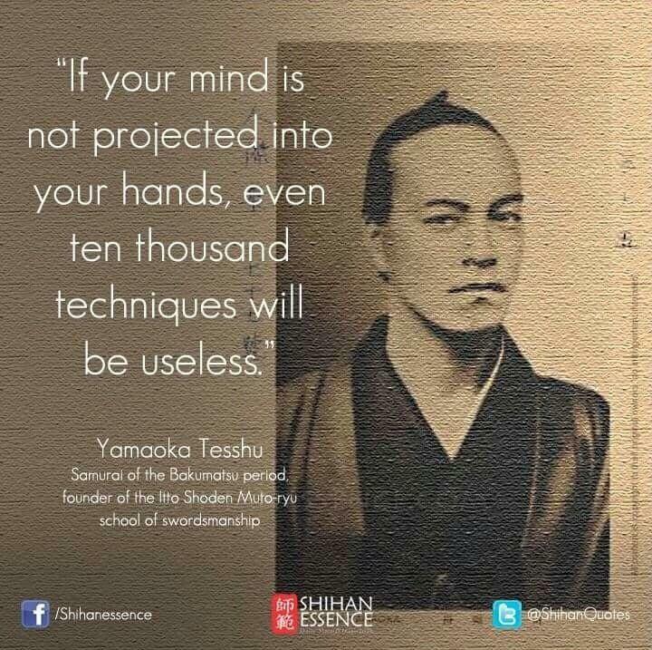 Samurai quote shaolin energy pinterest kampfkunst zitate kampfk nste and zitate - Miyamoto musashi zitate ...