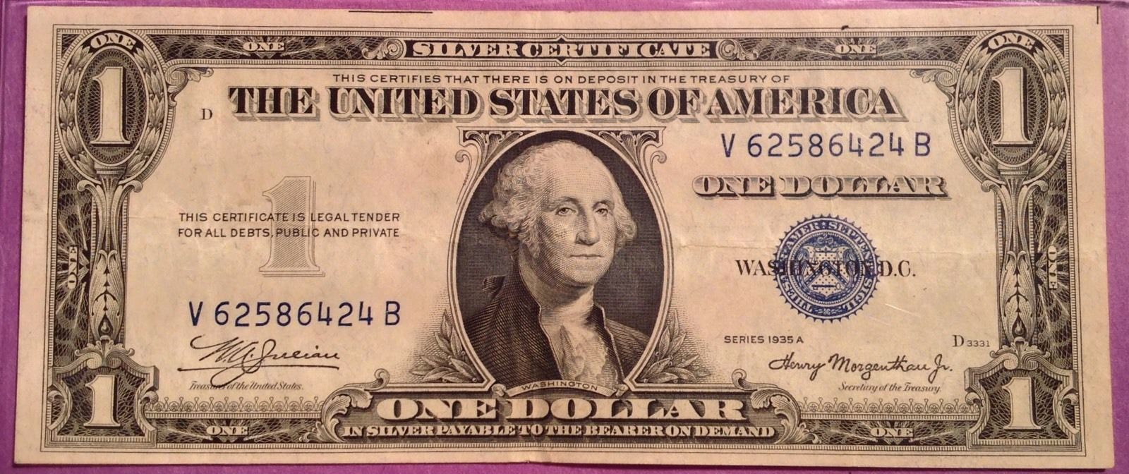 1957b 1 silver certificate blue seal note one dollar circ 1957b 1 silver certificate blue seal note one dollar circ certificate and note xflitez Gallery