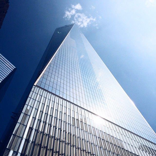 mariavcristinaSightseeing in NYC #oneworldtradecenter #nyc