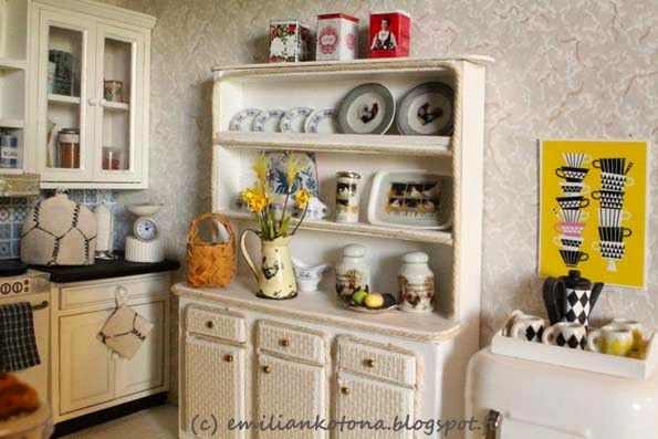 Dollhouse Miniature - Emilian's Home blog