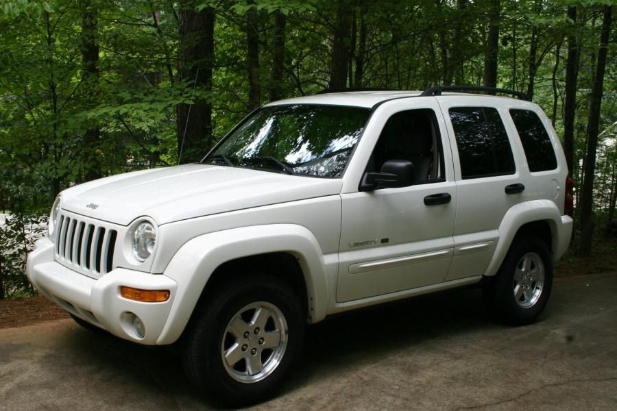 2002 Jeep Liberty Limited Edition 2wd Jeep liberty
