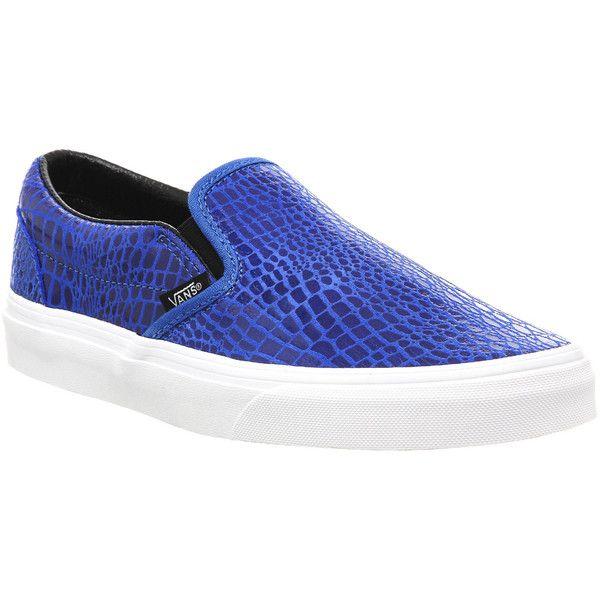 Vans Classic Slip On Shoes ($86) </p>                     </div> <!--bof Product URL --> <!--eof Product URL --> <!--bof Quantity Discounts table --> <!--eof Quantity Discounts table --> </div> </dd> <dt class=